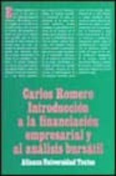 Javiercoterillo.es Introduccion A La Financiacion Empresarial Y Al Analisis Bursatil Image