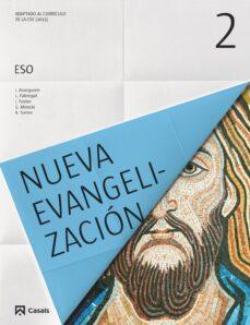 Cdaea.es Nueva Evangelización 2º Eso Mec Castellano (Ed 2016) Image
