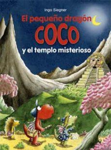 Bressoamisuradi.it 20.el Pequeño Dragon Coco Y El Templo Misterioso Image