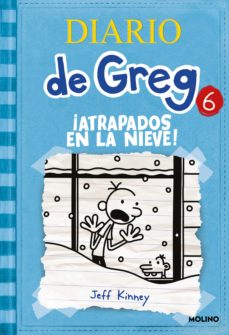 diario de greg 6: ¡atrapados en la nieve!-jeff kinney-9788427203204