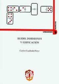 Upgrade6a.es Ruido, Inmisiones Y Edificacion Image