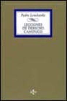 Cronouno.es Lecciones De Derecho Canonico Image