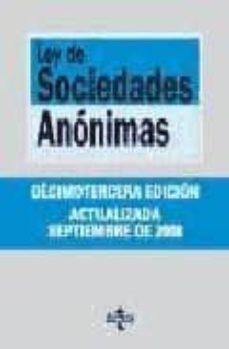 Yumara.it Ley De Sociedades Anonimas Image