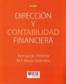 dirección y contabilidad financiera-fernando pereira-9788431330804