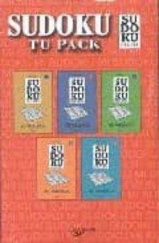 sudoku tu pack-pierre ripert-9788431538804