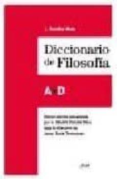 Vinisenzatrucco.it Diccionario De Filosofia Image