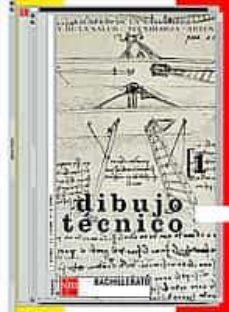 Encuentroelemadrid.es Dibujo Tecnico (1º Bachillerato Ciencias Naturales Y De La Salud) Image