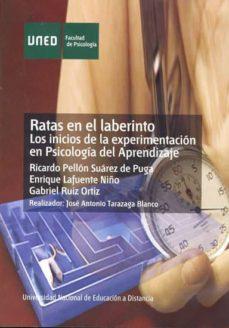Padella.mx Ratas En El Laberinto: Los Inicos De La Experimentacion En Psicol Ogia Del Aprendizaje (Dvd) Image