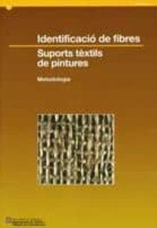 Costosdelaimpunidad.mx Identificacio De Fibres: Suports Textils De Pintures. Metodologia Image