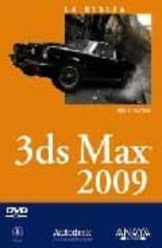 Descargar LA BIBLIA DE 3DS MAX 2009 gratis pdf - leer online