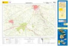 912-2 mapa archena 1:25000-9788441609204