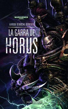 Las mejores descargas de libros gratis LA GARRA DE HORUS RTF DJVU PDF