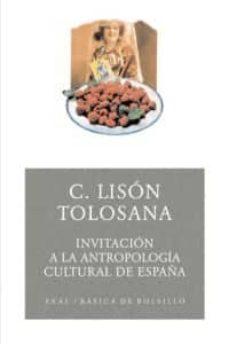 Titantitan.mx Invitacion A La Antropologia Cultural De España Image