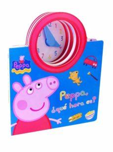 Chapultepecuno.mx Peppa,¿que Hora Es? (Peppa Pig) Image