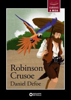 robinson crusoe (cat)-daniel defoe-9788448947804