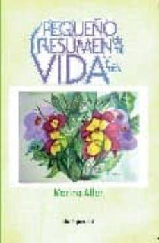 PEQUEÑO RESUMEN DE MI VIDA Y MAS - MARINA ALLER | Adahalicante.org