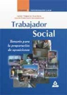 Bressoamisuradi.it Trabajador Social: Temario Para La Preparacion De Oposiciones Image