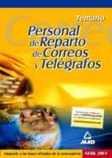 Geekmag.es Personal De Reparto De Correos: Temario Image