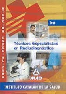 Bressoamisuradi.it Tecnicos Especialista En Radiodiagnostico De Atencion Especializa Da Del Instituto Catalan De La Salud. Test Image