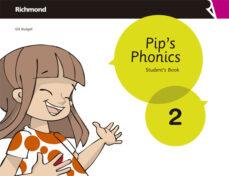 pip s phonics 2 student s packs  infantil-9788466815604