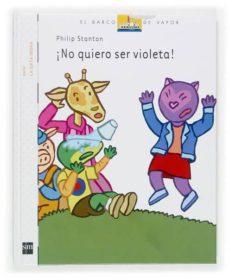 Cdaea.es No Quiero Ser Violeta Image