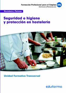 Javiercoterillo.es Mf0711. Modulo Transversal. Seguridad E Higiene Y Proteccion En H Osteleria. Familia Profesional Hosteleria Y Turismo Image