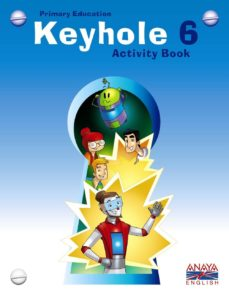 Javiercoterillo.es Keyhole 6. Activity Book. Image