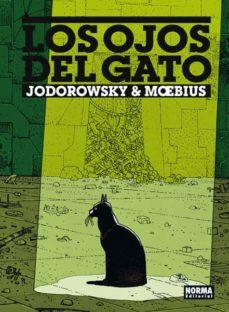 los ojos del gato (ed. de lujo)-cristobal jodorowsky-9788467909104