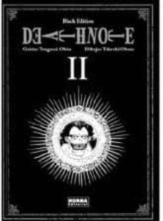 death note black edition 2 (de 6)-tsugumi ohba-9788467912104