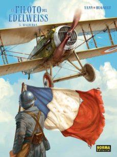 el piloto del edelweiss 3: walburga-9788467916904