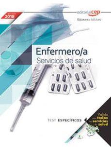 enfermero/a servicios de salud: test especificos-9788468185804