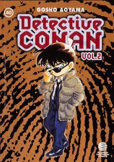 detective conan ii nº 40-gosho aoyama-9788468471204