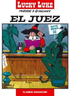 Ironbikepuglia.it Lucky Luke Nº 4: El Juez Image