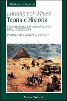 Bressoamisuradi.it Teoria E Historia: Una Interpretacion De La Evolucion Social Econ Omica Image