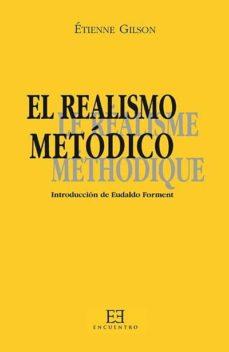 el realismo metodico-etienne gilson-9788474904604