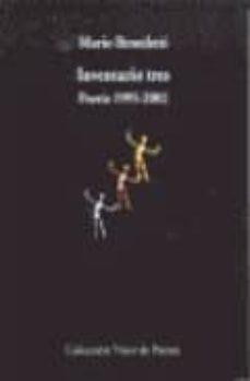 Los mejores libros electrónicos descargar gratis pdf INVENTARIO 3 (1995-2002) FB2 CHM (Literatura española) 9788475225104