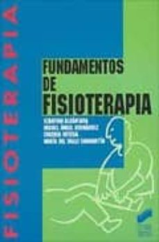 Descargar libros de amazon FUNDAMENTOS DE FISIOTERAPIA