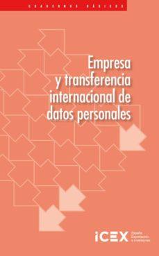 Encuentroelemadrid.es Empresa Y Transferencia Internacional De Datos Personales Image