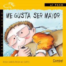 Inmaswan.es Me Gusta Ser Mayor: Letra Palo Image