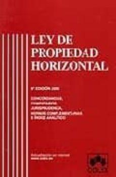 Permacultivo.es Ley De Propiedad Horizontal (6ª Ed.) Image