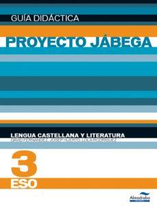 Vinisenzatrucco.it Gd Lengua Castellana Y Literatura 4 Eso. Proyecto Jábega Image