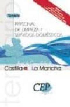 Viamistica.es Temario Oposiciones Personal De Limpieza Y Servicios Domesticos. Junta De Comunidades De Castilla-la Mancha Image