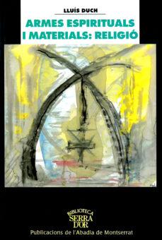 Followusmedia.es Armes Espirituals I Materials: Religio: Antropologia De La Vida Q Uotidianna Image
