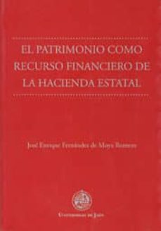Vinisenzatrucco.it El Patrimonio Como Recurso Financiero De La Hacienda Estatal Image