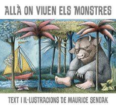 allà on viuen els monstres-maurice sendak-9788484648604