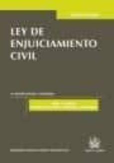Iguanabus.es Ley De Enjuiciamiento Civil (18 Edicion Anotada Y Concordada) Image