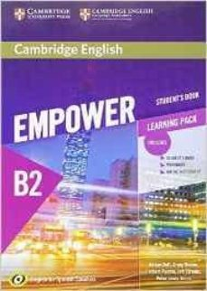 Descarga gratuita de libros textiles. CAMBRIDGE ENGLISH EMPOWER FOR SPANISH SPEAKERS B2 STUDENT S BOOK WITH ONLINE ASSESSMENT AND PRACTICE AND WORKBOOK ePub FB2 PDB de