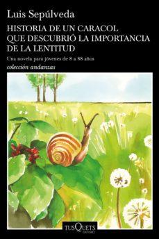 Descarga móvil de libros de Google HISTORIA DE UN CARACOL QUE DESCUBRIO LA IMPORTANCIA DE LA LENTITUD FB2
