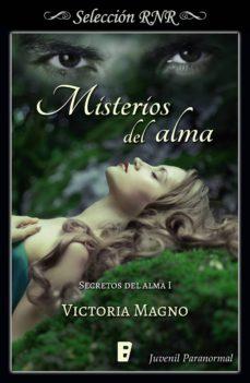 misterios del alma (secretos del alma 1) (ebook)-victoria magno-9788490699904