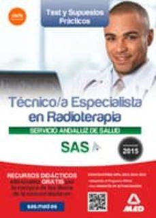 Ojpa.es Técnico/a Especialista En Radioterapia Del Servicio Andaluz De Salud.test Y Supuestos Prácticos. Image